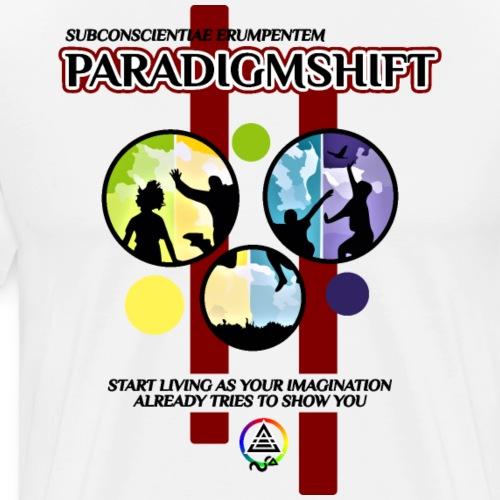Paradigm Shift - Männer Premium T-Shirt