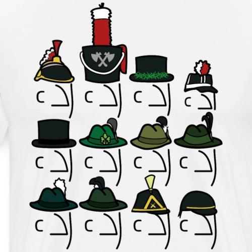 Neusser Schützen Regiment - Männer Premium T-Shirt