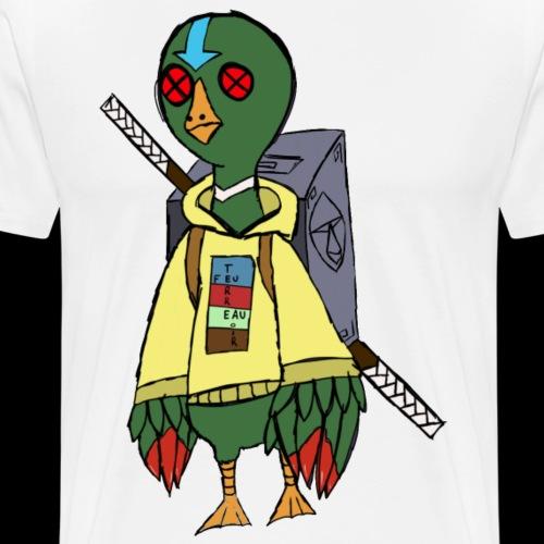 canarvatar - T-shirt Premium Homme