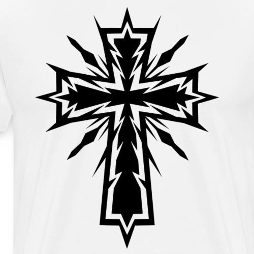 Cruz Electrica - Camiseta premium hombre