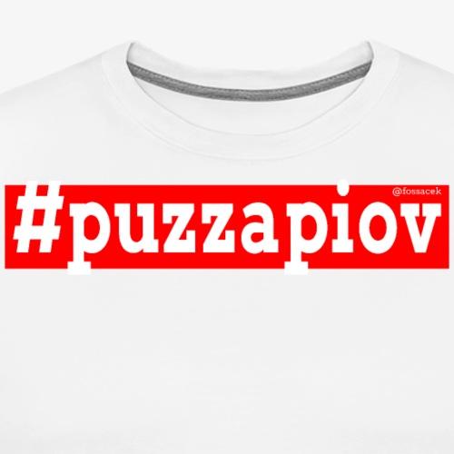Puzza Piov - Maglietta Premium da uomo