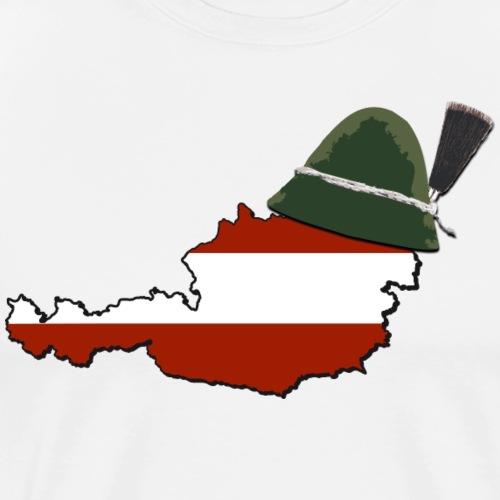 Steirerhut - Männer Premium T-Shirt