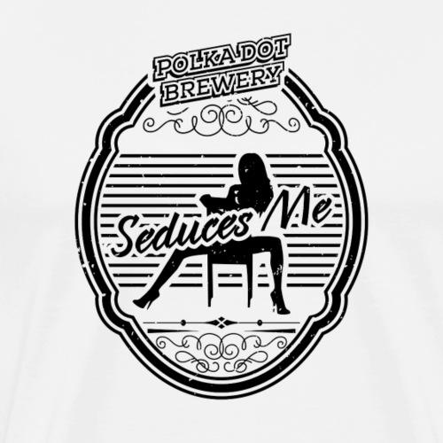 Seduce Me - Premium-T-shirt herr
