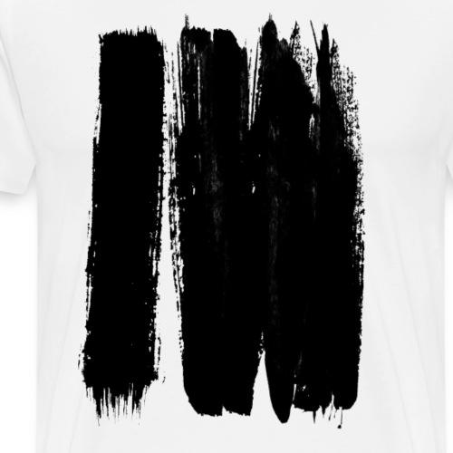 BRUSH my Shirt - T-shirt Premium Homme
