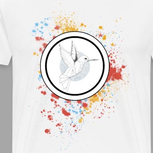 Ton âme qui veille - La valse à mille points - T-shirt Premium Homme