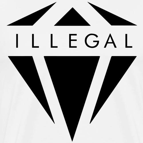 ILG #4 - Maglietta Premium da uomo