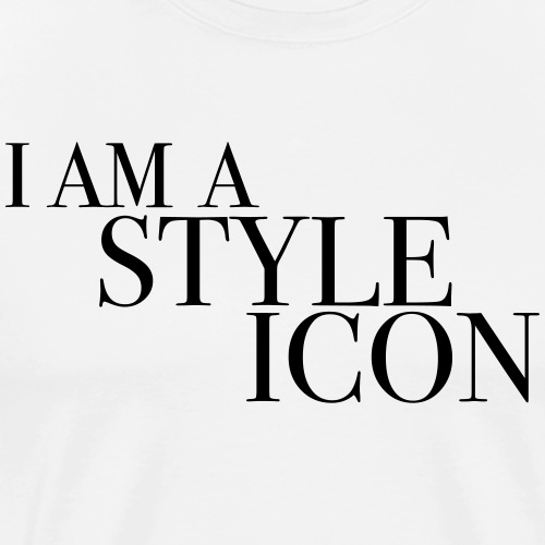 ICON STYLES - Men's Premium T-Shirt