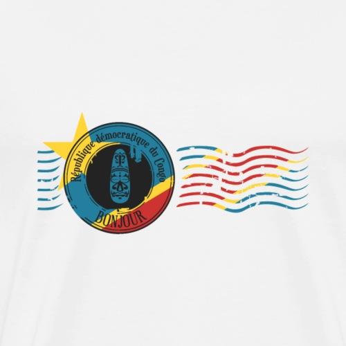 Congo - T-shirt Premium Homme