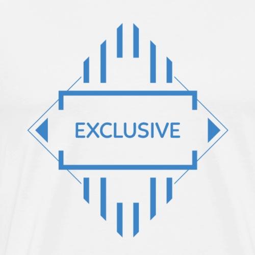 EXCLUSIVE - Premium T-skjorte for menn