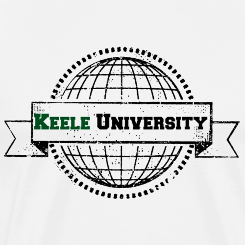 Keele University png - Men's Premium T-Shirt