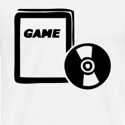 Video Games Symbol Spiele Spieler Computer Konsole - Männer Premium T-Shirt