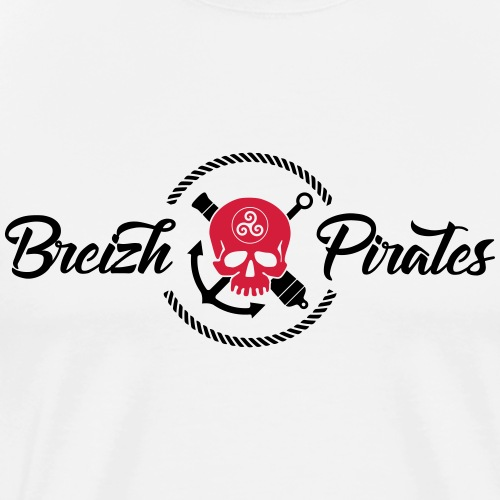 Breizh Pirates - T-shirt Premium Homme