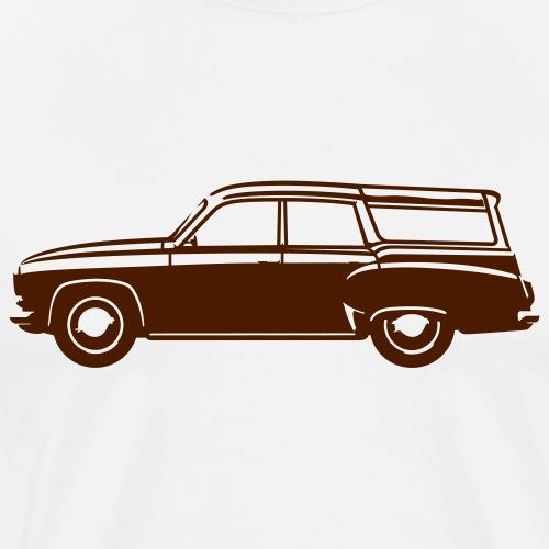 Vintage camping - Men's Premium T-Shirt