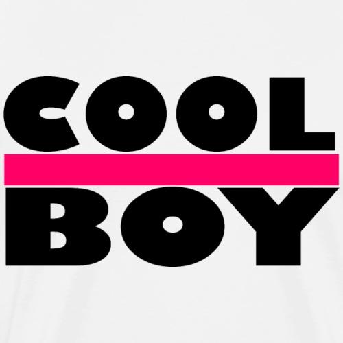 Cool - Cool Boy - Design by Milaino - Men's Premium T-Shirt