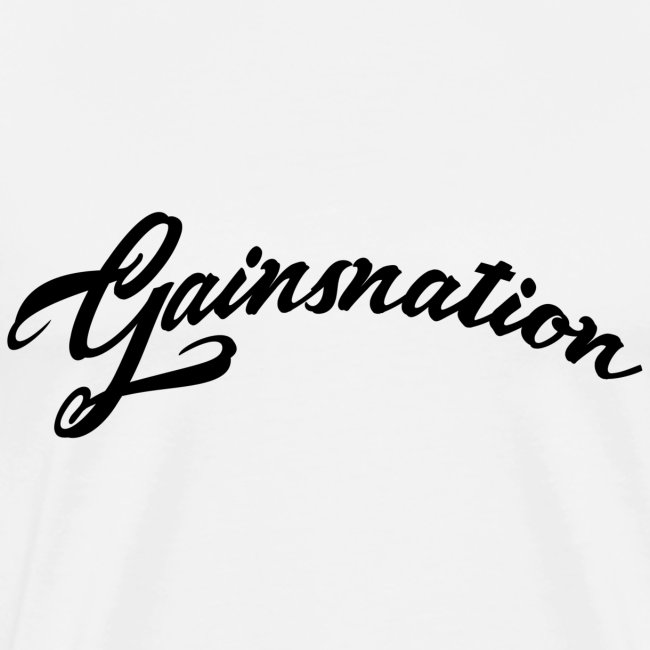 Långärmad tröja gainsnation