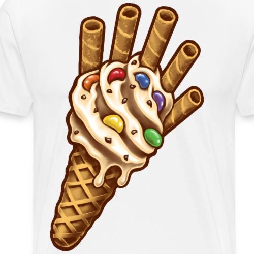 Infinity Ice Cream - Men's Premium T-Shirt