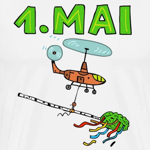 Erster Mai - Männer Premium T-Shirt