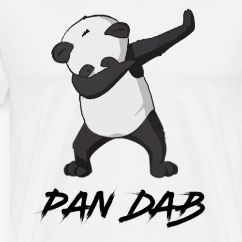 Panda Dance DAB - T-shirt Premium Homme