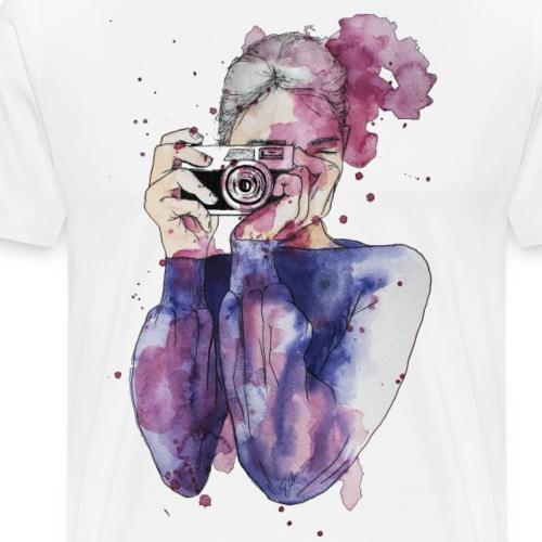 by carographic - Männer Premium T-Shirt