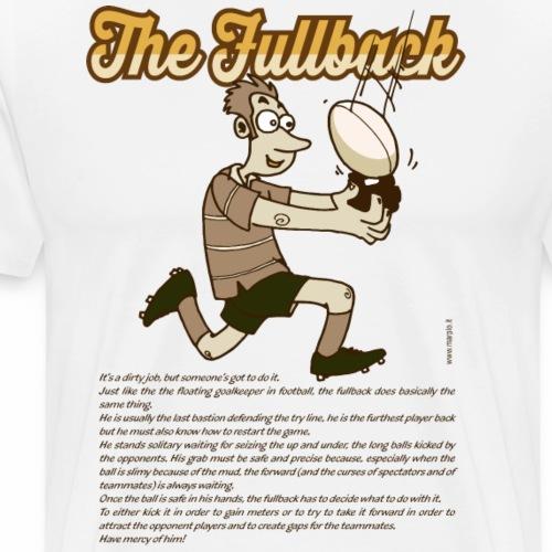 Fullback_Marplo - Maglietta Premium da uomo