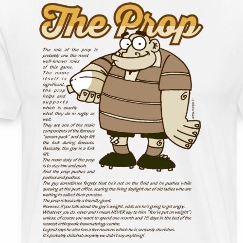 Prop_Marplo - Maglietta Premium da uomo