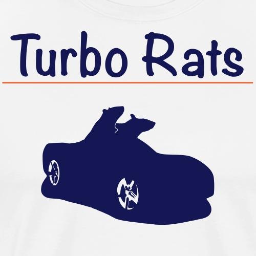 Turbo Rats - Men's Premium T-Shirt