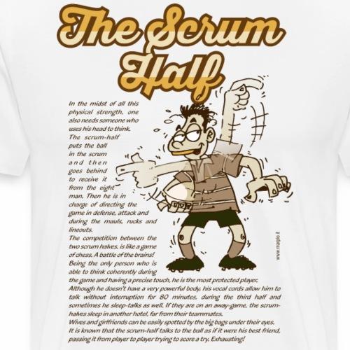 ScrumHalf_Marplo - Maglietta Premium da uomo