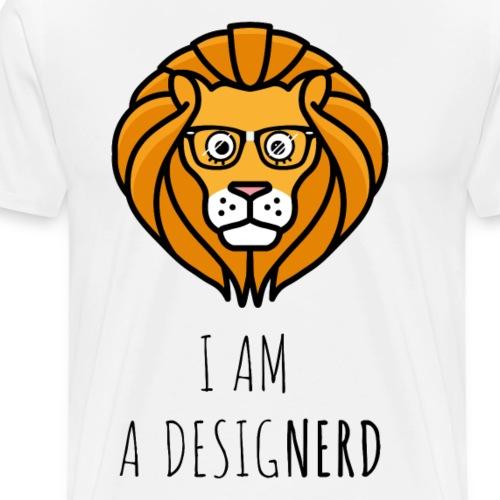 DesigNerd - Maglietta Premium da uomo
