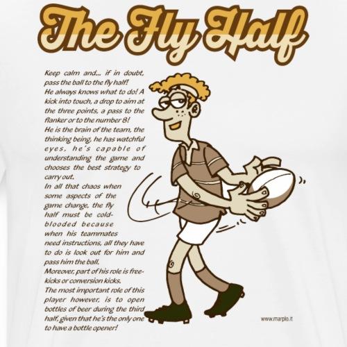 FlyHalf_Marplo - Maglietta Premium da uomo