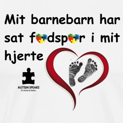 Barnebarn - Herre premium T-shirt