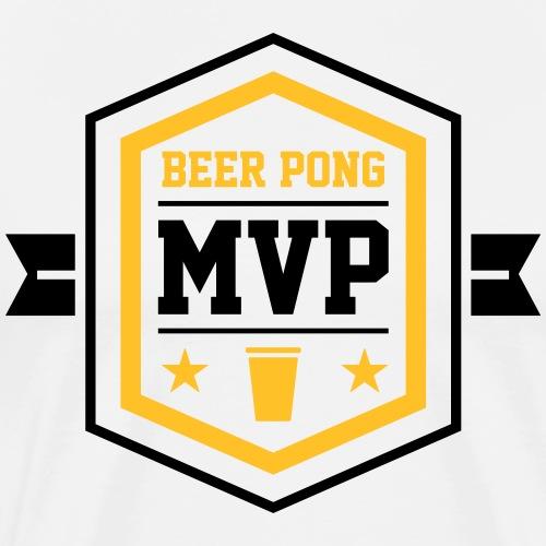 Beer Pong MVP II - Männer Premium T-Shirt