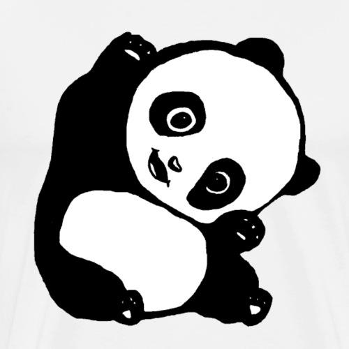 panda new - T-shirt Premium Homme