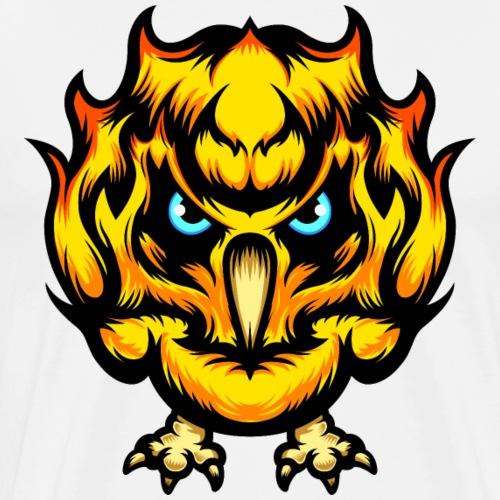 Fire Chick - Men's Premium T-Shirt