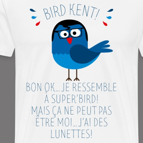 Bird Kent - T-shirt Premium Homme