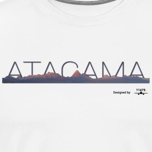Atacama - T-shirt Premium Homme