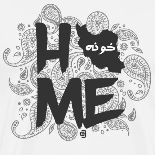 HOME Iran - Männer Premium T-Shirt