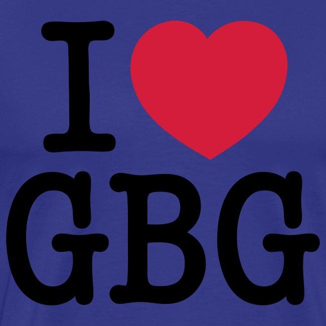 I love GBG