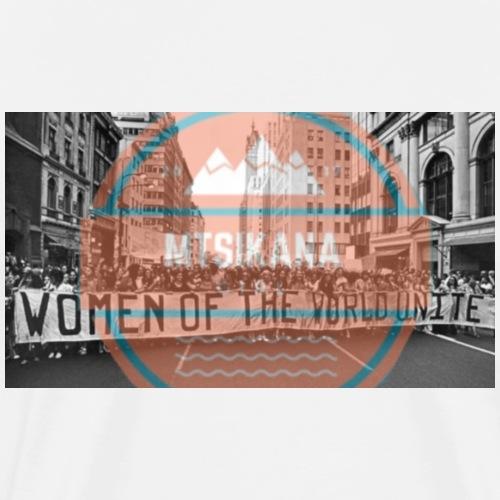Women Of The World (Mtsikana) - Men's Premium T-Shirt