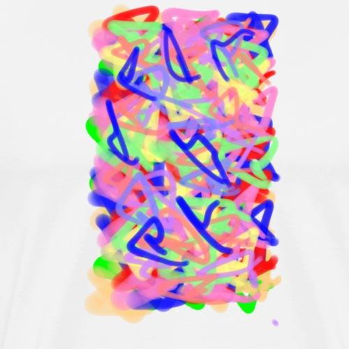 Color - Maglietta Premium da uomo