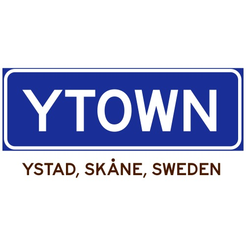 Ystad, Badly Translated - Premium-T-shirt herr