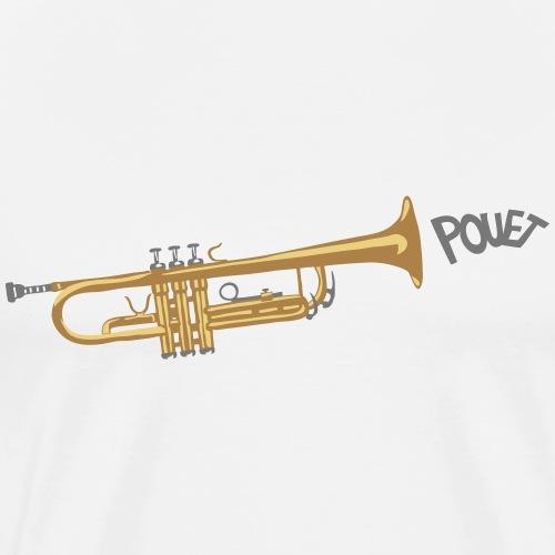 La trompette qui fait pouet - T-shirt Premium Homme