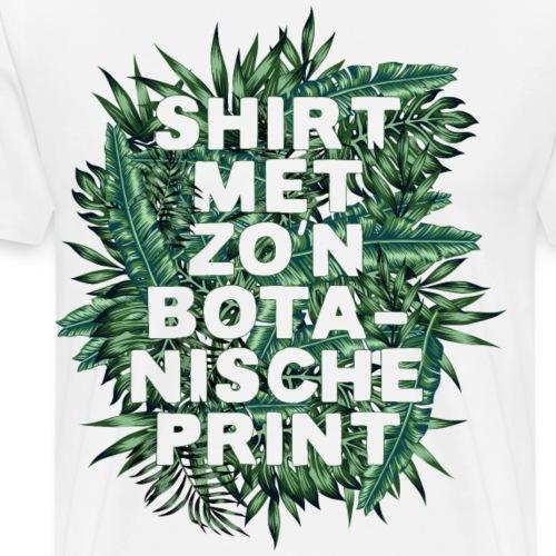 Botanisch - Mannen Premium T-shirt