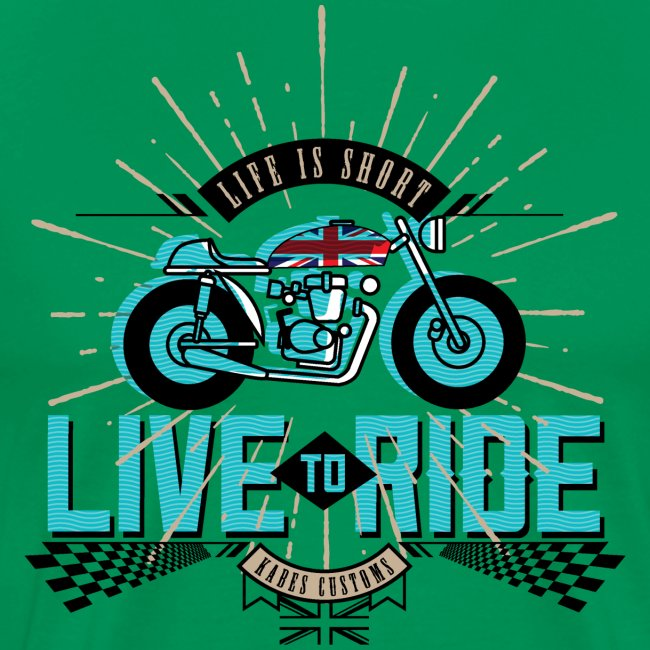 Kabes Live To Ride