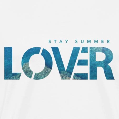 Stay Summer Lover - Maglietta Premium da uomo