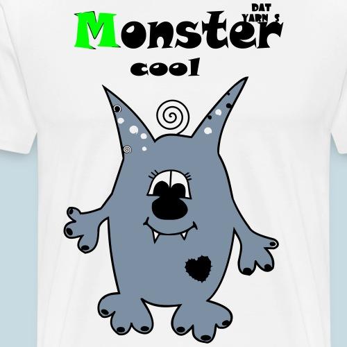 Monstercool - Männer Premium T-Shirt