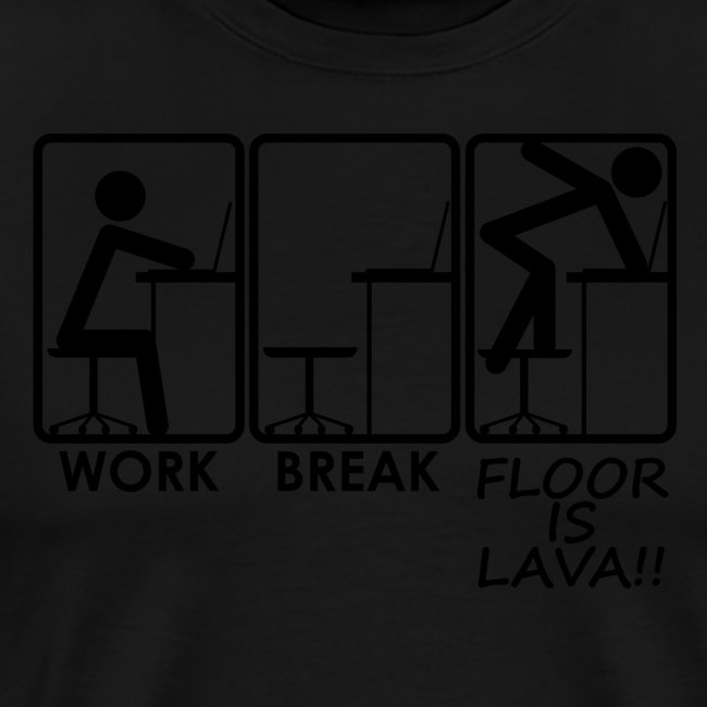 """""""Floor is Lava!!"""" by Querverstand"""