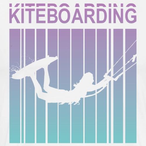 Kiteboarding - Men's Premium T-Shirt