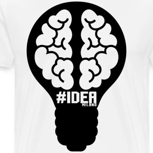 #IDEA GENIALE - Maglietta Premium da uomo