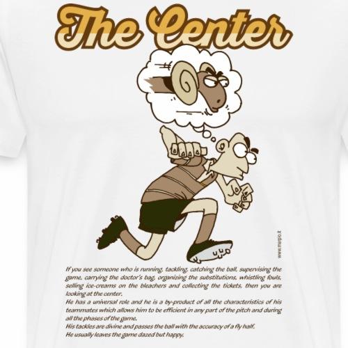 Center_Marplo - Maglietta Premium da uomo
