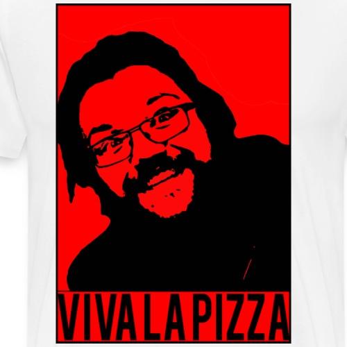 Viva La Pizza - Men's Premium T-Shirt